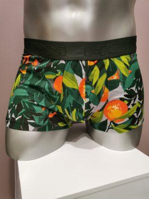 Boxer Hom Tangerine kaki vert