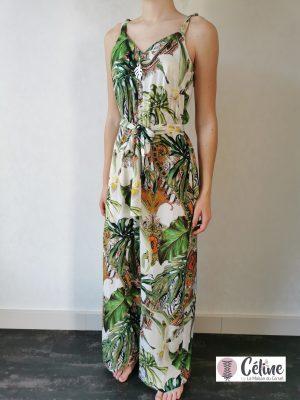 Combi-pantalon Lise Charmel Féérie Tropicale nature tropicale