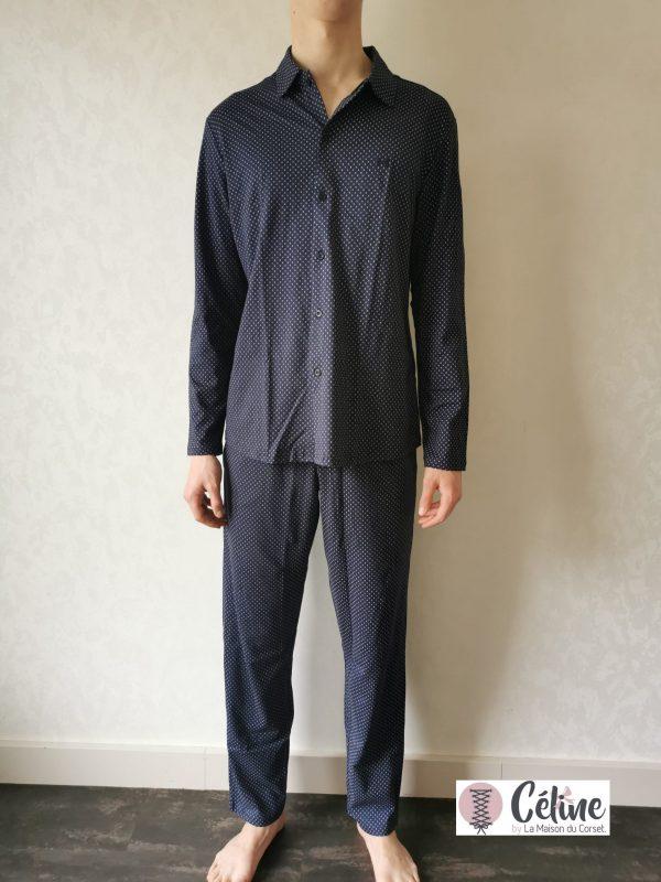 Pyjama Hom Max navy