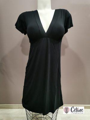 Robe de ville maillot de bain Antigel de Lise Charmel La Chiquissima noir