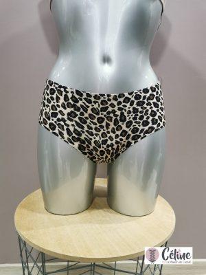 Slip Chantelle Soft Strech léopard